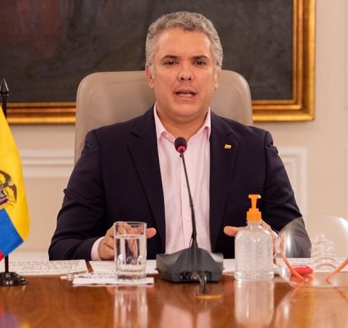 Colombia continúa en Aislamiento Preventivo Obligatorio hasta el 1° de agosto, anunció el Presidente Duque