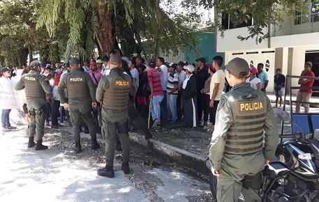 Se fugan 6 peligrosos delincuentes de la estación de Policía Saravena, Arauca