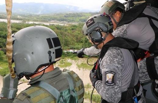 Fuerza Aérea transporta 10 toneladas de ayuda humanitaria al Archipiélago de San Andrés, Providencia y Santa Catalina