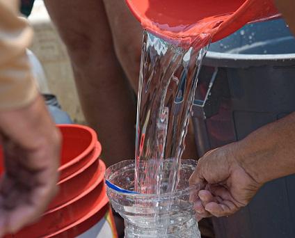 Por lavado de tanques y mantenimiento muchos barrios de Barranquilla se encuentran sin agua este miércoles hasta las 10:00 de la noche
