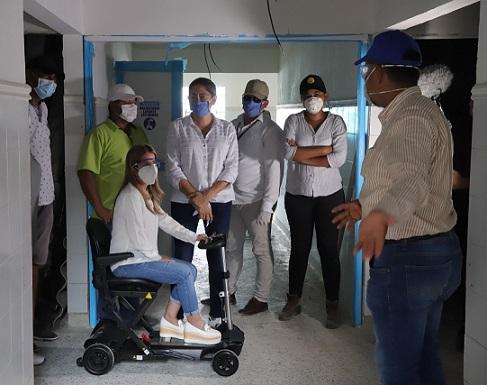 Con la ESE Hospital de Sabanalarga, Atlántico aumenta número de camas disponibles