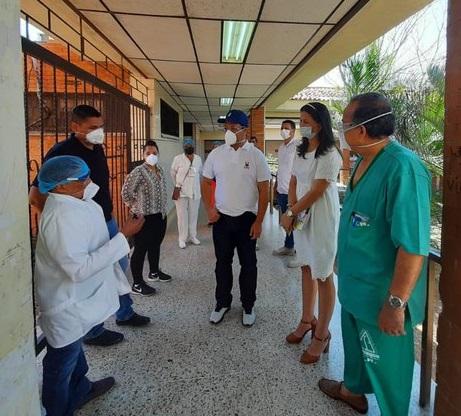 Mayor compromiso ciudadano para evitar la expansión del coronavirus, pide el Gobernador del Cesar