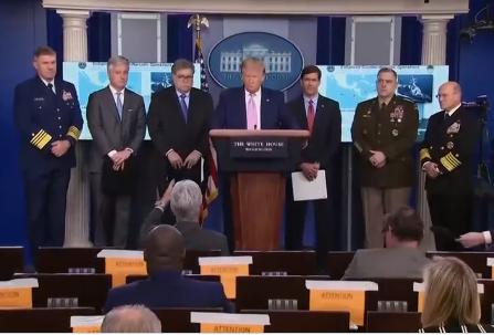 EEUU va por Maduro: Buques y aviones de la Armada de EEUU ya se desplegaron hacia el Caribe, Presidente del Estado Mayor Conjunto, general Mark Milley