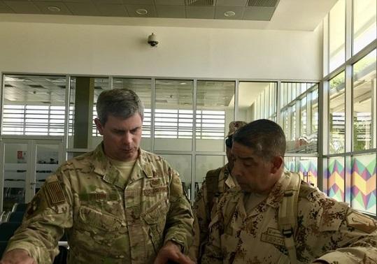 Ya están en Colombia 5 de los 53 militares del Ejército de Estados Unidos. 48 más llegan este 2 de junio para combatir contra el narcotráfico
