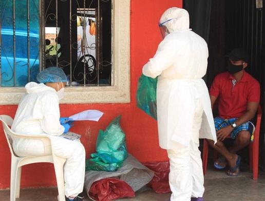 24.104 casos de Covid-19 en Colombia. Atlántico cundida con 3114 casos. Soledad 925: Aquí pacientes por municipios