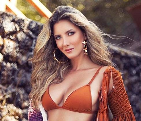 La Miss Colombia 2011 y presentadora del Noticias Uno, Daniela Álvarez fue intervenida 3 veces quirúrgicamente en una clínica en Cartagena