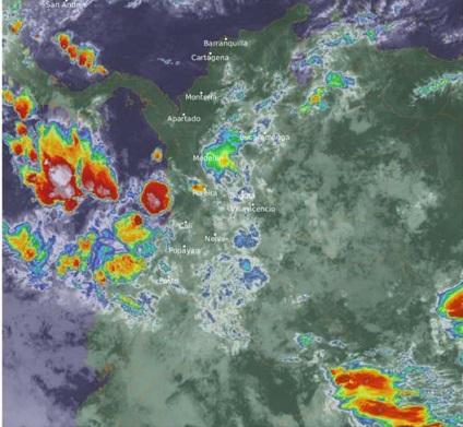 Pronóstico meteorológico para Barranquilla, a pesar de la alta temperatura no anuncia lluvias en esta ciudad