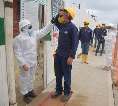 Alcaldía de Soledad inspecciona cumplimiento de protocolos de bioseguridad