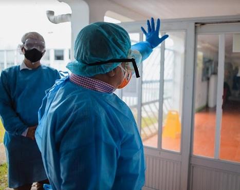 19.131 pacientes con Covid-19 hay en Colombia. 682 han fallecido por el virus. 4575 personas recuperadas. Atlántico con 2.372
