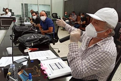 Coronavirus habría llegado a la Asamblea del Atlántico. Diputado Sergio Barraza se práctica prueba ante sospecha