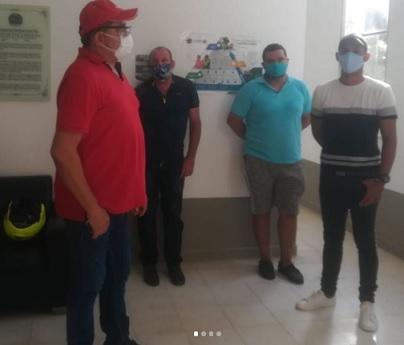 Alcalde de Juan de Acosta, Atlántico, ordenó a la Policía operativo contra su propio hijo, e interponer sanciones por violar la cuarentena