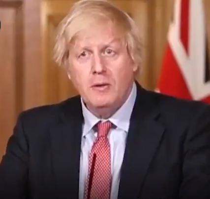 El matón racista no tiene lugar en nuestras calles. El racismo no tiene parte en el Reino Unido: Boris Johnson, para referirse a violentos que pretenden destruir como en EEUU