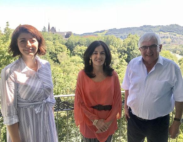 Suiza envía donación para la lucha de Colombia contra el COVID-19