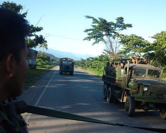Frente 40 de las disidencias de las Farc asesinaron a 6 militares e hirieron a 8 militares del Ejército de Colombia