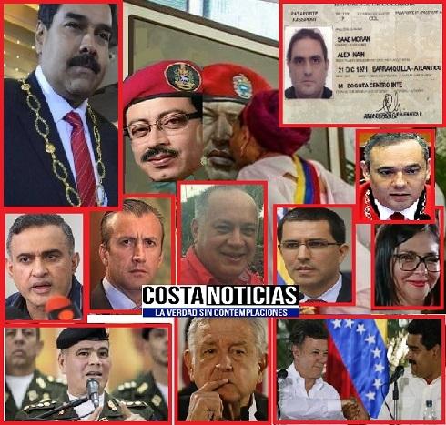 Alex Saab Morán será extraditado a Estados Unidos, en poder de los federales, tiembla la telaraña de corrupción del régimen de Maduro