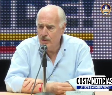 La huella del testaferro de Nicolás Maduro en Colombia es grande: Pastrana afirma que Juan Manuel Santos y María Ángela Holguín sí sabían quien era Alex Saab
