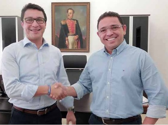 Medidas cautelares de embargo, secuestro y suspensión a bienes de Carlos Caicedo y Rafael Martínez