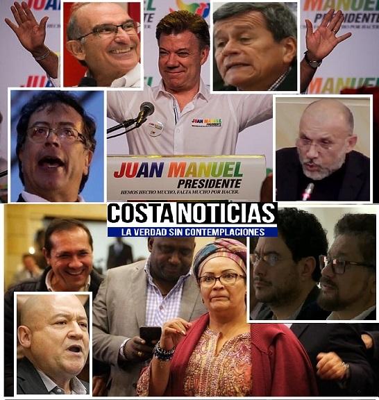 De criminales a faros morales, cinismo nivel Juan Manuel Santos. Por Duván Idárraga