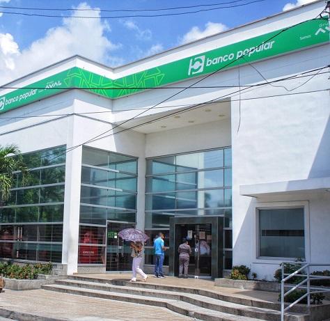 Cerrada sucursal de Banco Popular en Soledad por incumplimiento de protocolos de bioseguridad