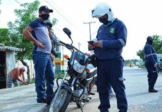46 personas conducidas a la Unidad de Retenciones Transitoria por incumplimiento de toque de queda y ley seca en Soledad
