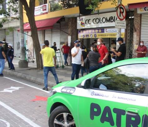 Barranquilla y Montería ultiman detalles para reactivación segura de trabajadores informales