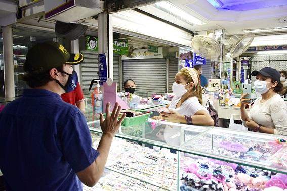 Comercio en la localidad del Norte Centro Histórico de Barranquilla empezó a reactivarse gradualmente