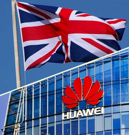 Los países deben confiar en que el equipo y el software 5G no amenacen la seguridad nacional, económica, la privacidad, la propiedad intelectual y los DDHH: Trump en apoyo a la decisión del Reino Unido por sacar a Huawei y las 5G Chinas