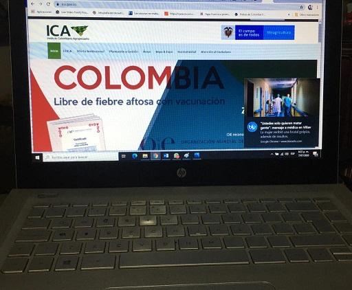 Con SimplifICA, el ICA avanza en la transformación digital para brindar mejores servicios al agro