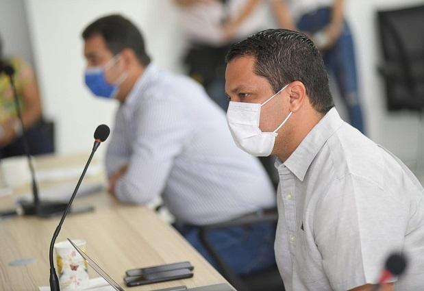 Estamos preparados para enfrentar el pico de la pandemia: Gobernador Luis Alberto Monsalvo