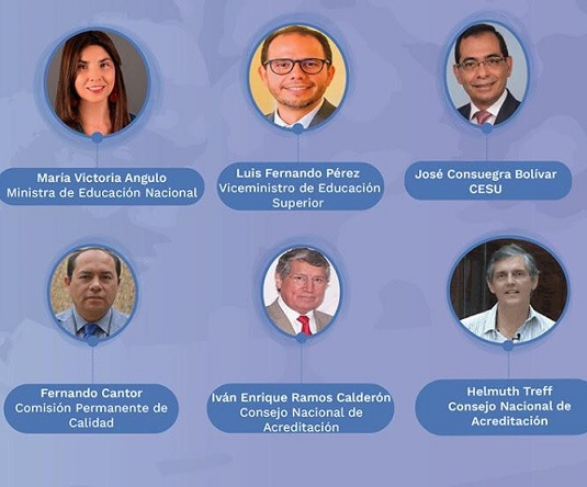 Rector de Unisimón moderará panel en foro sobre calidad en educación superior