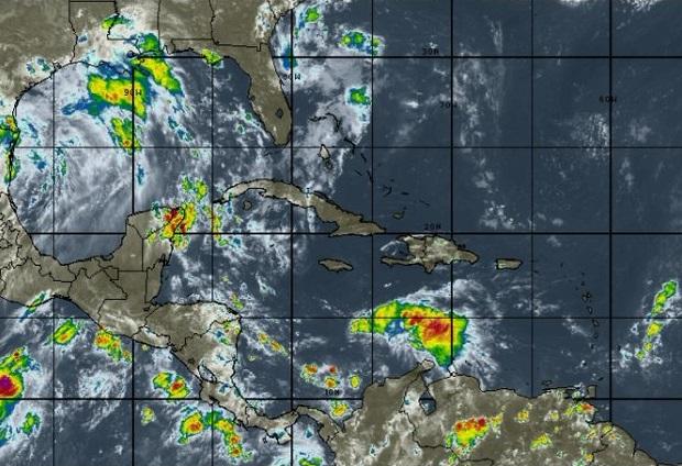 Huracán Gonzalo se degradó a tormenta Tropical, va de salida de las costas venezolanas, mientras provoca lluvias y fuertes relámpagos en La Guajira