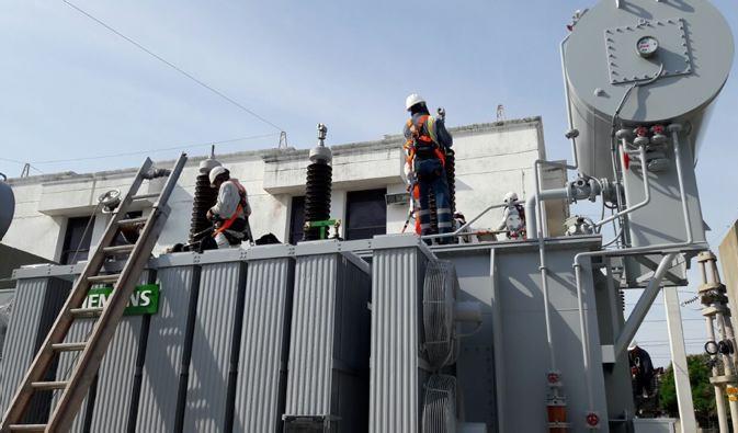 Este domingo 2 de agosto avanzan con mejoras eléctricas en Ternera y Zaragocilla