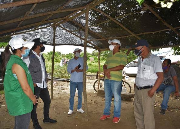 Con líderes campesinos Alcaldía socializa iniciativas para el desarrollo agropecuario del municipio de Soledad