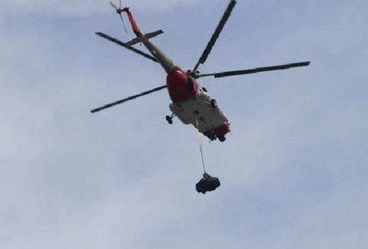 Ejército trasladó el cadáver de un indígena de la comunidad Kogui, hasta la Sierra Nevada de Santa Marta