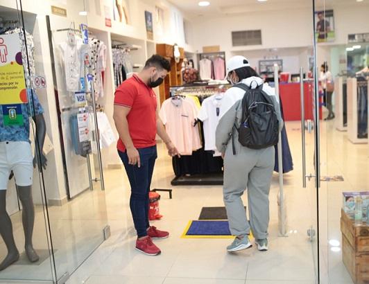 Centros comerciales de Soledad ya reabrieron, se espera que cumplan con todas las medidas de bioseguridad exigidas