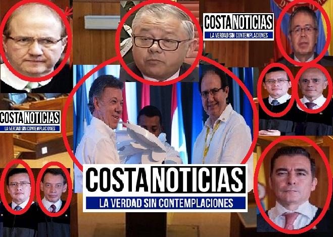 A la Corte le tocó a la fuerza envíar otro expediente de Uribe a la Fiscalía. Magistrados corruptos quedaron vestidos y alborotados!