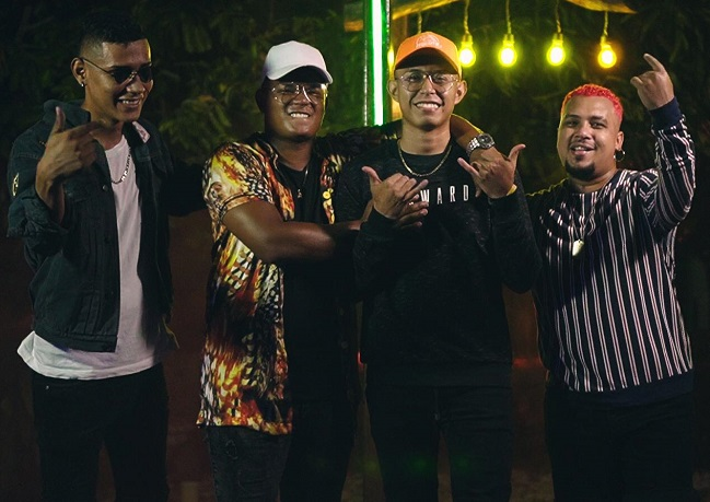 Dj Loussi Feat Railly, J Contacy Joseth de la Cruz presentan,Si Tú Te Vas