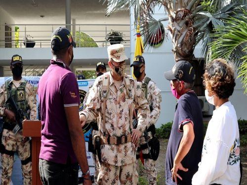 Gaula Militar Magdalena rescató a dos secuestrados en la zona bananera. Los habían citado para un negocio