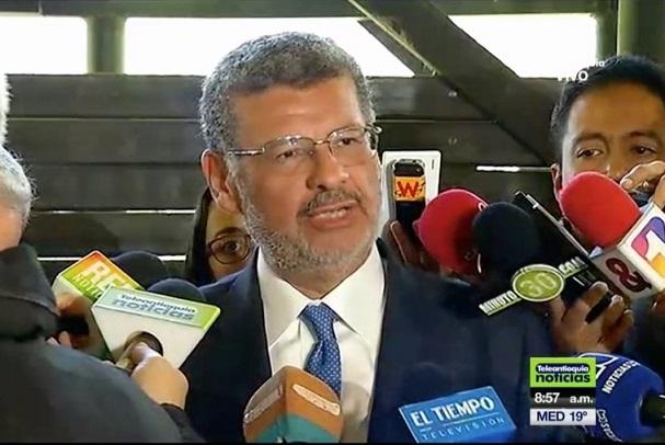 Uribe estaría en libertad antes de las próximas 48 horas, afirmó su abogado Jaime Granados