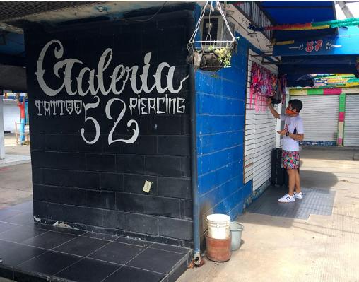 Implementando la apertura gradual del comercio en Barranquilla, Metroplaza abrió sus puertas al público