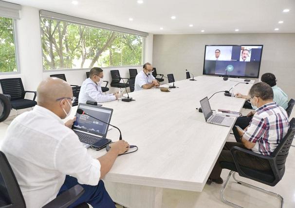 Bancada del Cesar ratificó su compromiso con proyecto para reformar sistema nacional de regalías