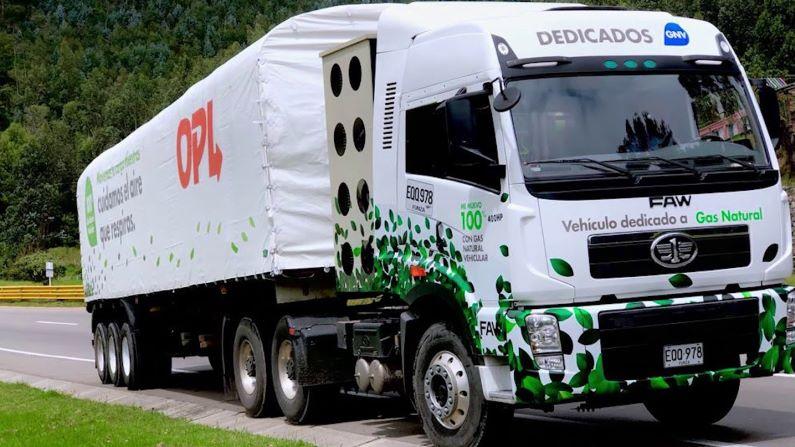 """OPL Carga incorpora a sus servicios plataforma """"Monitor"""", para seguimiento oportuno en línea a sus vehículos en ruta"""