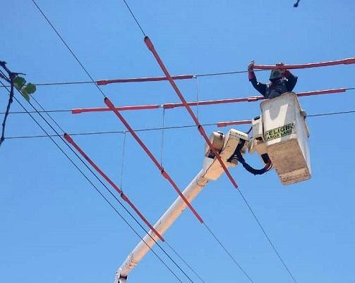 Electricaribe informa que por mantenimiento dejará sin energía electrica varios barrios del norte de Barranquilla este domingo