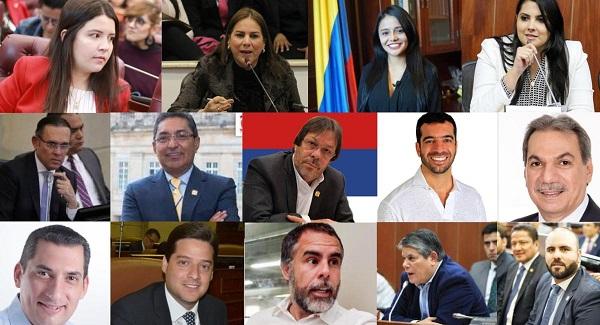 59 Congresistas de la Bancada Caribe rechazan rotundamente las acciones legales de Electricaribe