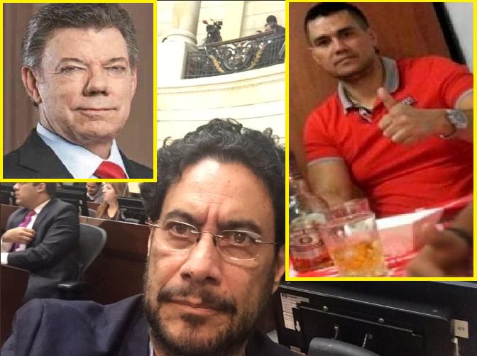 Los negocios de Juan Guillermo Monsalve, sus mentiras y contradicciones son evidentes, al igual que su intimidad con Iván Cepeda al punto de visitarlo mas de 21 veces en la carcel