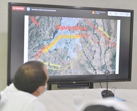 El Cesar articula esfuerzos para establecer puerto multimodal en Gamarra