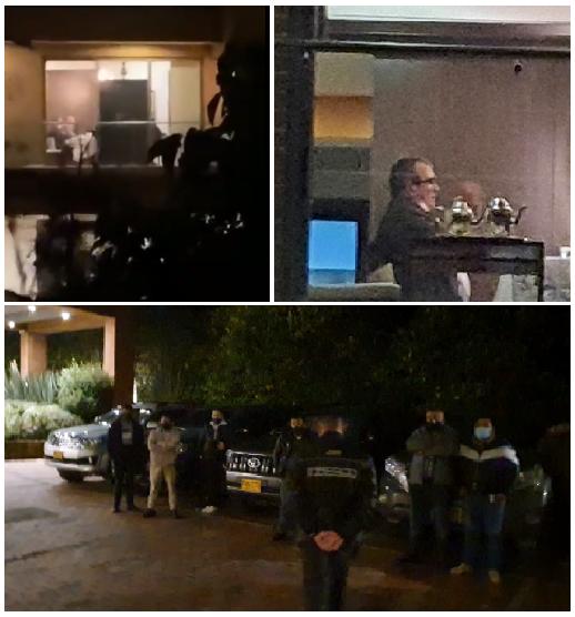 Qué hacía y quién es realmente Juan Manuel Santos quien se reúne clandestinamente con las Farc, e Iván Cepeda en el apartamento de Juan Fernando Cristo?