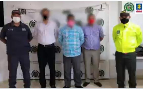 CTI, captura a 3 que según la Fiscalía habrían abusado de una menor de 14 años en Chibolo Magdalena, uno era el padrasto y los otros dos se habrían hecho pasar por pastores
