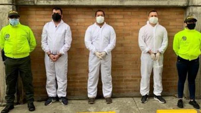 Capturan a 4 venezolanos presuntamente vinculados al caso del militar venezolano Clíver Alcalá
