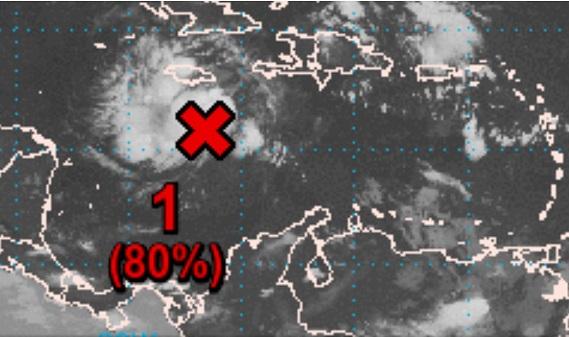 Se avecina una onda tropical con posibilidad de formación ciclónica